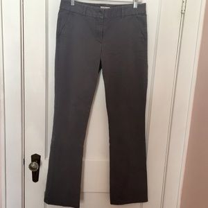 Bootcut Chinos